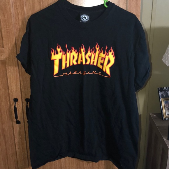 Thrasher Tops - Shirt
